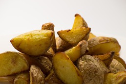 Ziemniaki w waflu - przepis