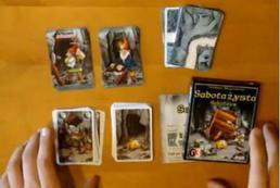 Jak grać w Sabotażystę?