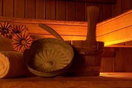 Korzystanie z sauny