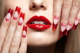 Stempelki na paznokcie - jak robić? Krok po kroku