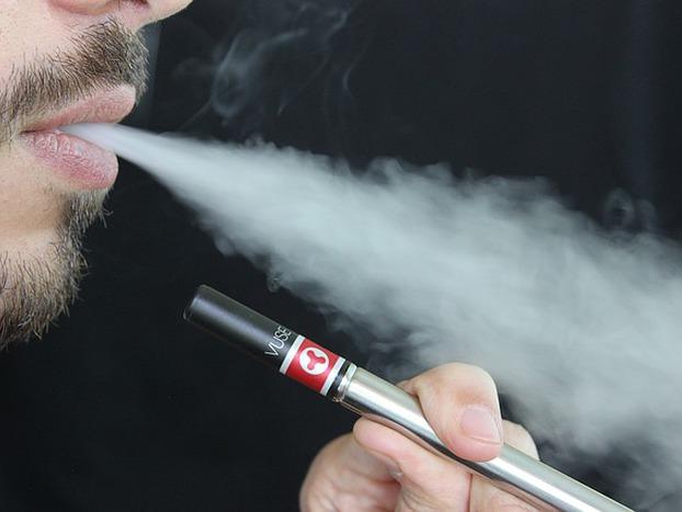 E-papieros - działanie