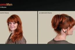 Upięcia włosów średnich - Videoporada