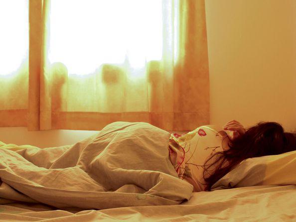 Jak dobrze spać w ciąży?