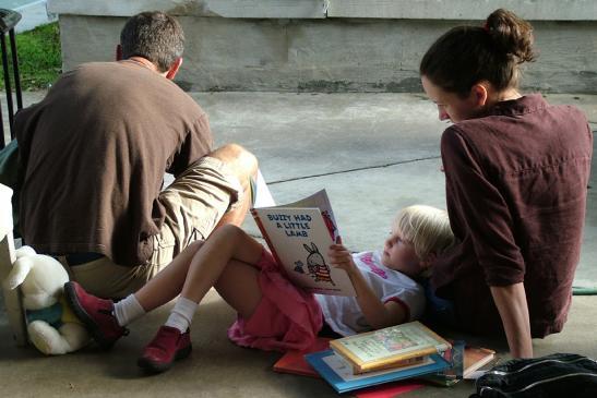 Książki dla dzieci - jakie wybierać?