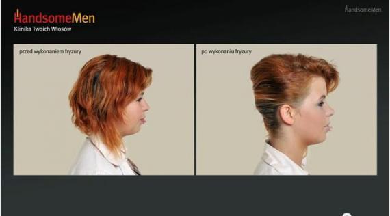 Upięcie na krótkich włosach - Videoporada