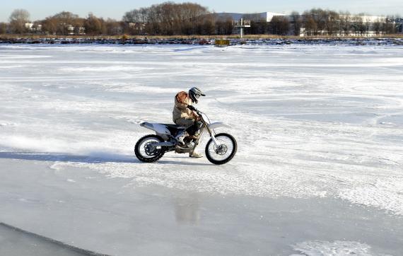 Zimowanie (garażowanie) motocykla