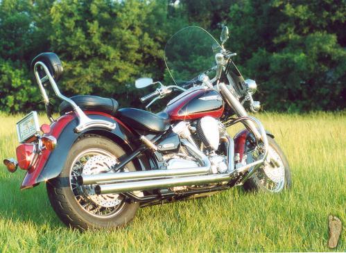Jak hamować motocyklem na zakręcie?