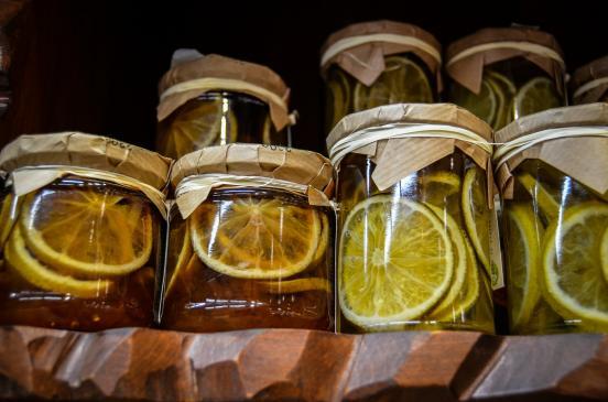 Marmolada z pomarańczy - przepis