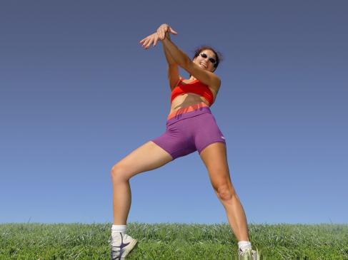 Zestaw ćwiczeń pilates