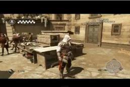 Assassin's Creed II - sterowanie