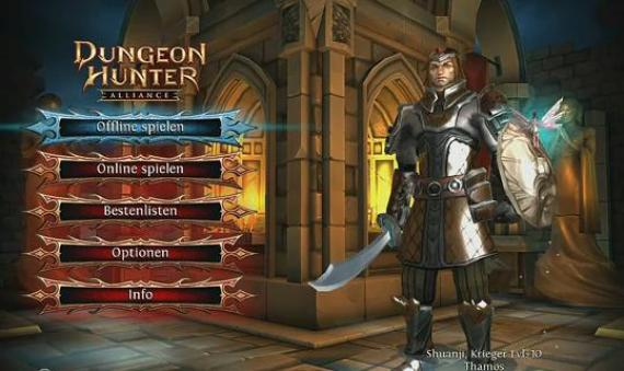 Dungeon Hunter Alliance – trofea
