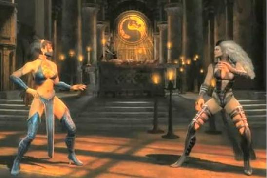 Mortal Kombat 9 – Tag Team
