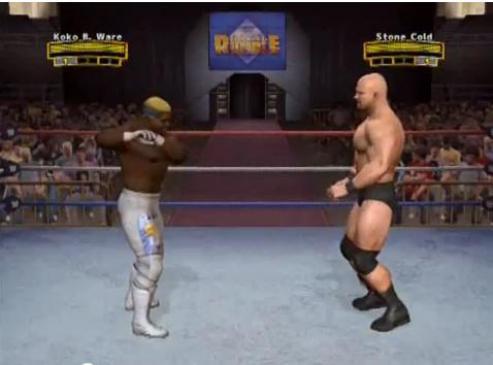 WWE Legends of Wrestlemania Royal Ramble - jak wygrać 30-osobowy pojedynek