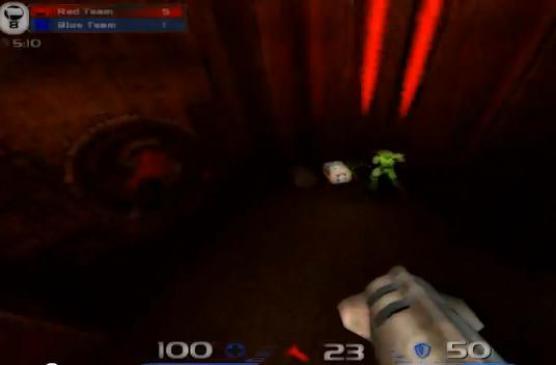 Quake Live - tutorial