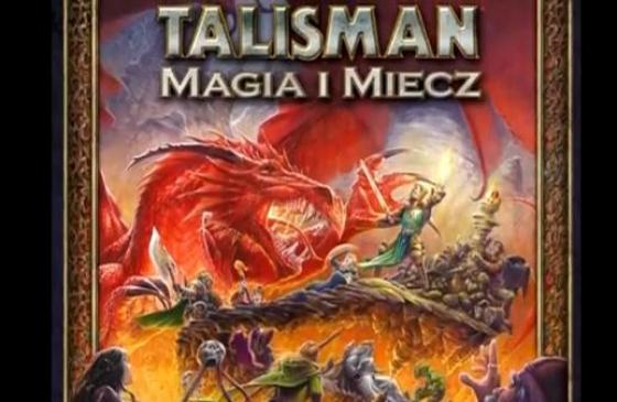 Talisman Magia i Miecz – zasady gry