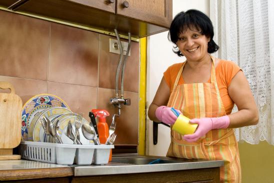 Co można wykorzystać jako domowe środki czystości?