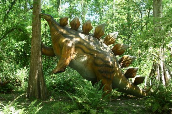 Dinoparki w Polsce