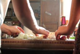Wspólne gotowanie - jak zorganizować?