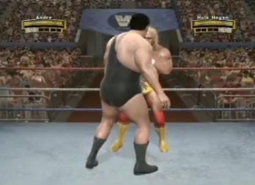 WWE Legends of Wrestlemania - ciosy specjalne