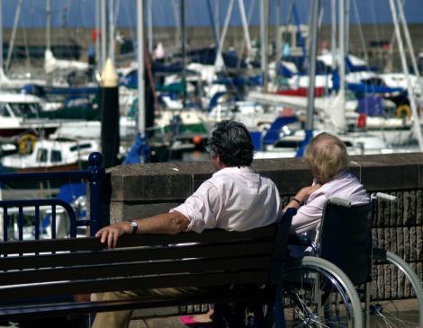 Turystyka dla osób niepełnosprawnych - obiekty