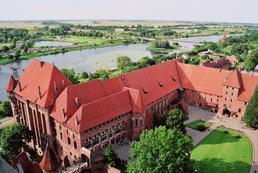 Zamek w Malborku - zwiedzanie