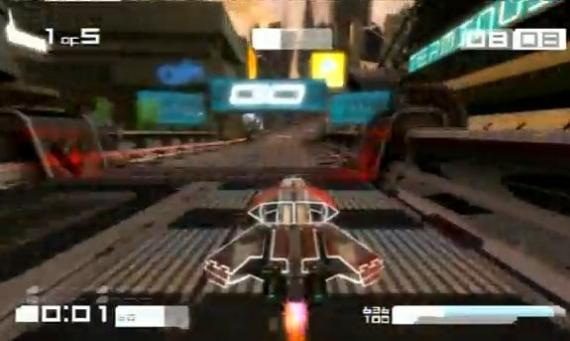 Wipeout HD - zasady gry