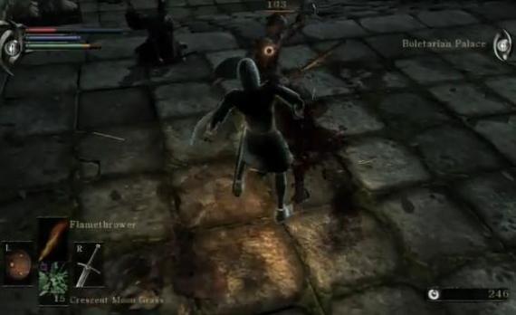 Demon's Souls - zasady gry