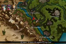 Vandal Hearts: Flames of Judgment - jak odkryć ukrytą mapę?