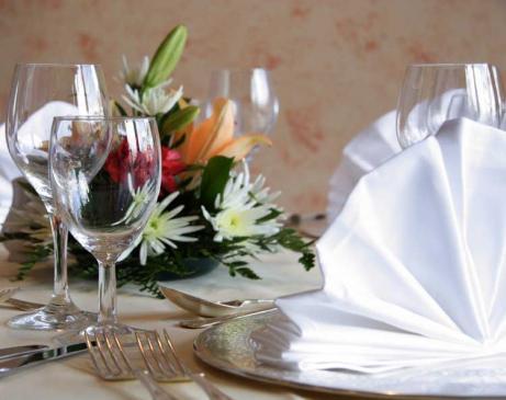 Menu weselne - przykłady