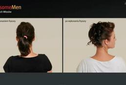 Fryzura w stylu Jennifer Lopez - videoporada