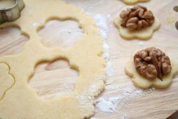 Ciasteczka z masłem orzechowym - przepis