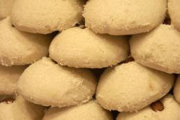 Drożdżowe ślimaczki serowo-kokosowe - przepis