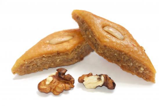Greckie ciasto miodowe - przepis