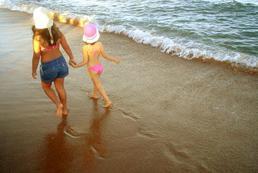 Jak zorganizować chrzest morski dla dzieci?