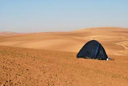 O czym pamiętać jadąc pod namiot?