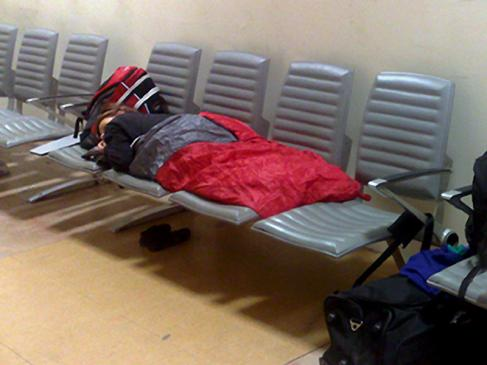 7 najlepszych lotnisk do spania