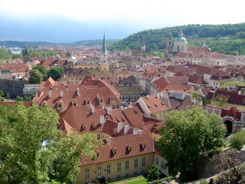 Co można zobaczyć za darmo w Pradze?