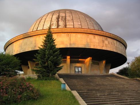 Co warto zobaczyć w Polsce? - Planetarium Śląskie
