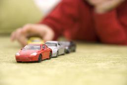 Wymagane oznaczenia na zabawkach dla dzieci