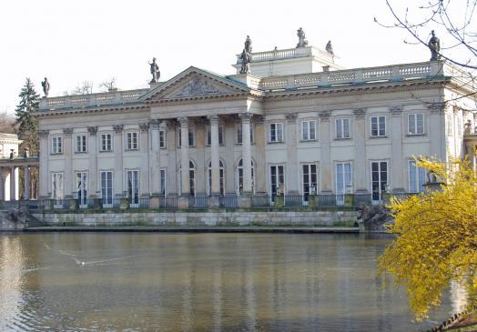 Co Warto Zobaczyć W Polsce łazienki Królewskie W Warszawie