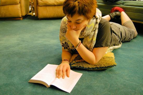 Nauka szybkiego czytania – koncentracja uwagi