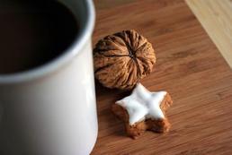 Kawa z cynamonem i miodem - przepis