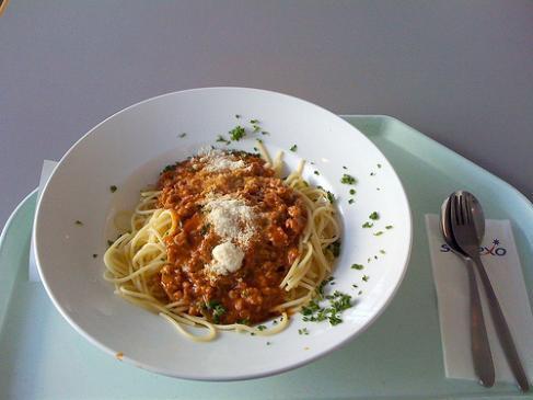 Spaghetti bolognese - przepis