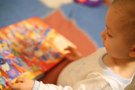 Jak czytać dziecku obcojęzyczne książki?