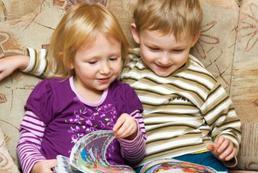Angielski dla dzieci - rymowanki