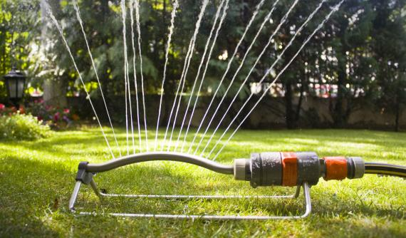 Automatyczne nawadnianie ogrodu - czy warto?