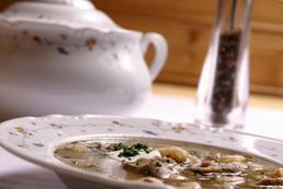 Zupa pieczarkowa - przepis