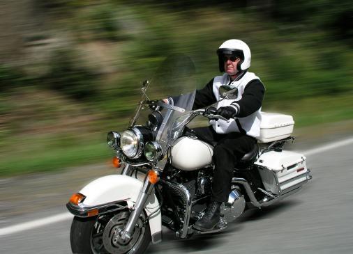 Etykieta motocyklistów