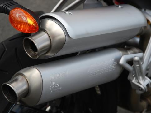 Jak dbać o tłumik motocyklowy?