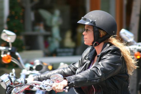 Jaki motocykl dla początkującej dziewczyny?